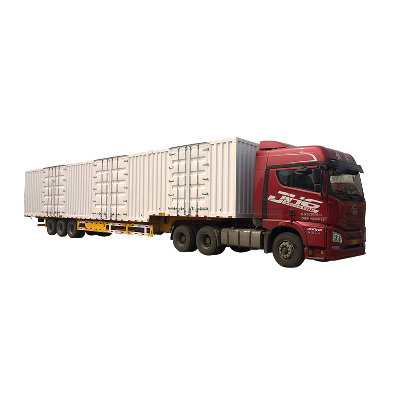 container transport semi-trailer container Featured Image