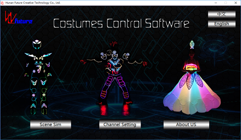 Software-ul Costume de control