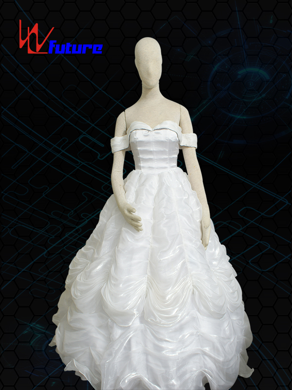 Manufactur standard Carnival Dance Costume - LED Light up Wedding Dress WL-056 – Future Creative