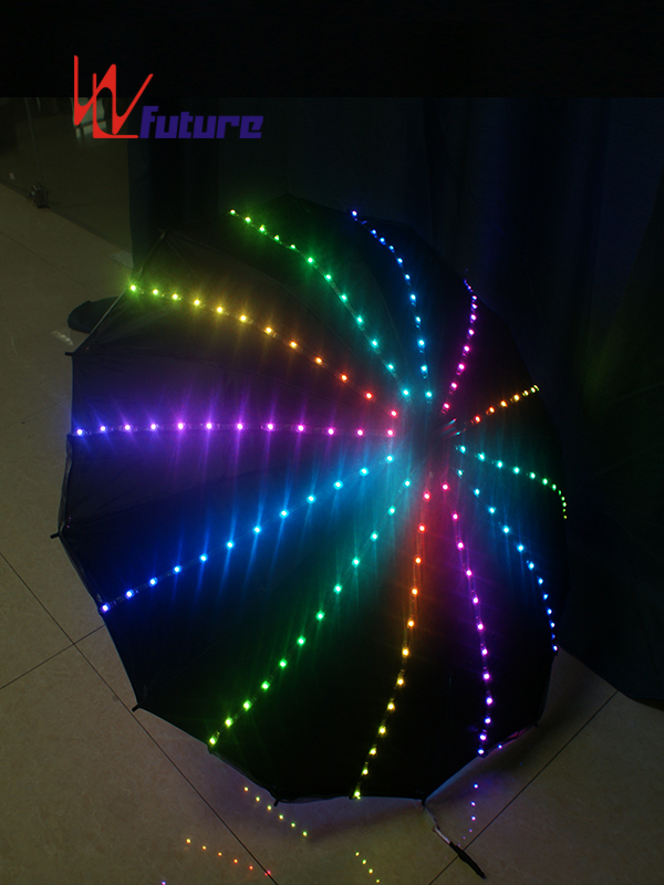 18 Years Factory Led Jackets - Hight quality LED light up umbrella for stage dance show WL-0162 – Future Creative