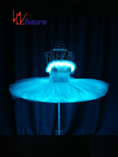 China Professional LED Light up Ballet Dress Costume WL-0168