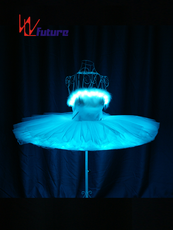 Top Suppliers Led Tutu Skirt - China Professional LED Light up Ballet Dress Costume WL-0168 – Future Creative