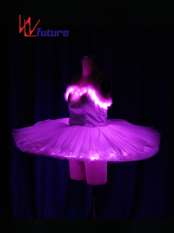 Factory directly supply Light Up Suits Dance - China Professional LED Light up Ballet Dress Costume WL-0168 – Future Creative