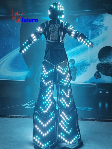 NEW Style Stilts Walkers' LED Robot Suit Costume WL-0276