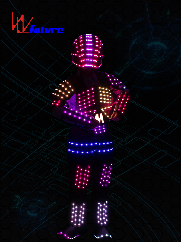 Best Price onCostumes With Led Lights - LED Tron Costume with Helmet WL-0159 – Future Creative