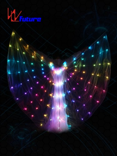 Remote Control LED Light up Isis Wings Costume for Belly Dance WL-0160