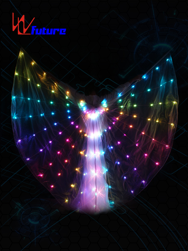 Factory directly Group Christmas Costumes - LED light up Isis Wings for Dance Performance WL-0160 – Future Creative Featured Image