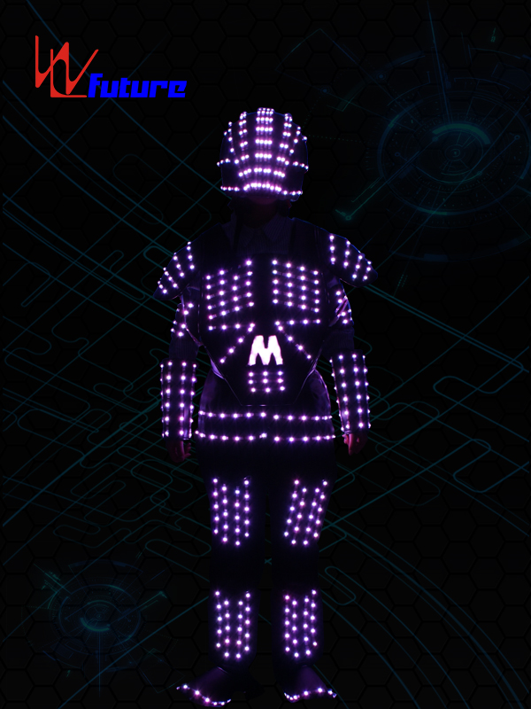 100% Original Led Jumpsuit - LED Tron Costume with Helmet WL-0159 – Future Creative