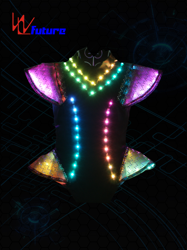 Manufacturer for Led Butterfly Wings - Sexy LED light costume for Ladies WL-0156 – Future Creative