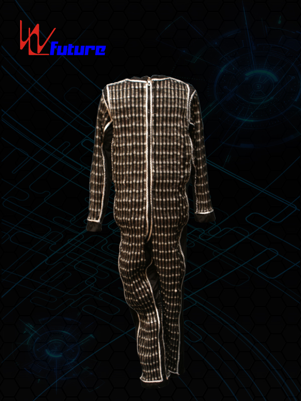 OEM manufacturer Led Costumes Dmx - Customized LED Pixel Costume for party WL-0144 – Future Creative