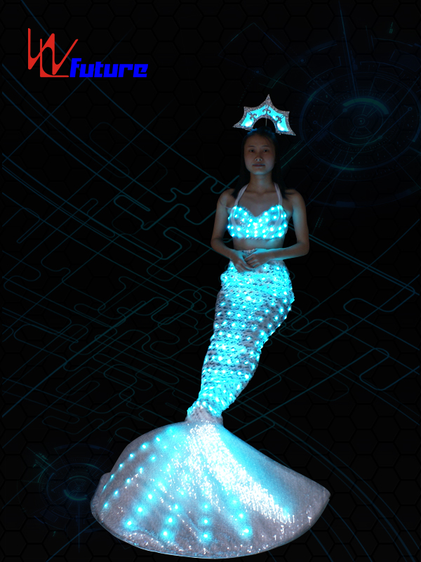 Best Price for Led Lights Ballet Costumes - LED light up Mermaid Costumes WL-0189 – Future Creative Featured Image