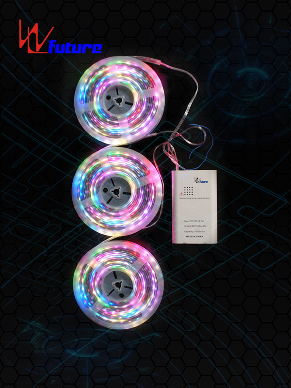 Competitive Price for Led Tron Costumes - 8A Mobile Power Bank Battery For Led Costume & Suit & Props – Future Creative