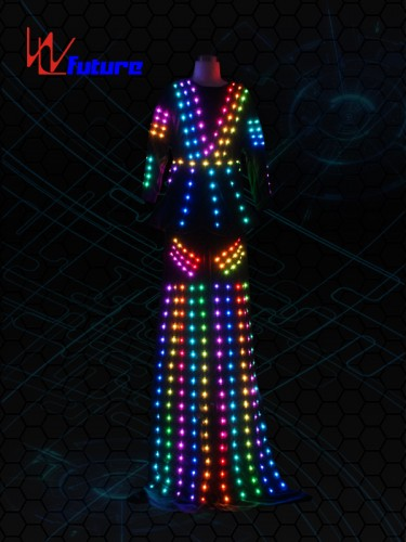 New Style LED stilts walker costume  for women WL-0210