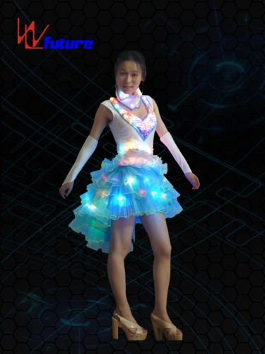 LED Light up Dance Dress Clothing WL-06