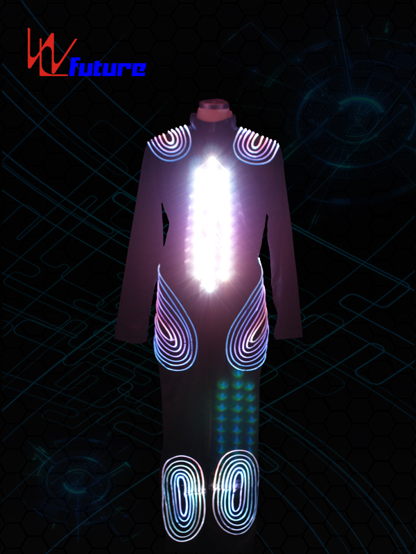 OEM manufacturer Led Costumes Dmx - Glow the dark Light Costumes WL-079 – Future Creative Featured Image