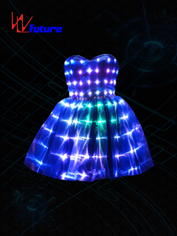 OEM manufacturer Halloween Cosplay Costume - Full Color LED Skirt for Party WL-090 – Future Creative