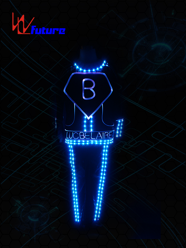 Massive Selection for Dress Led Wedding - Full color LED Suit Costume WL-0125 – Future Creative