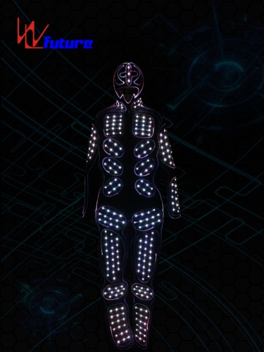 LED Light up Jumpsuit for Dance WL-0127