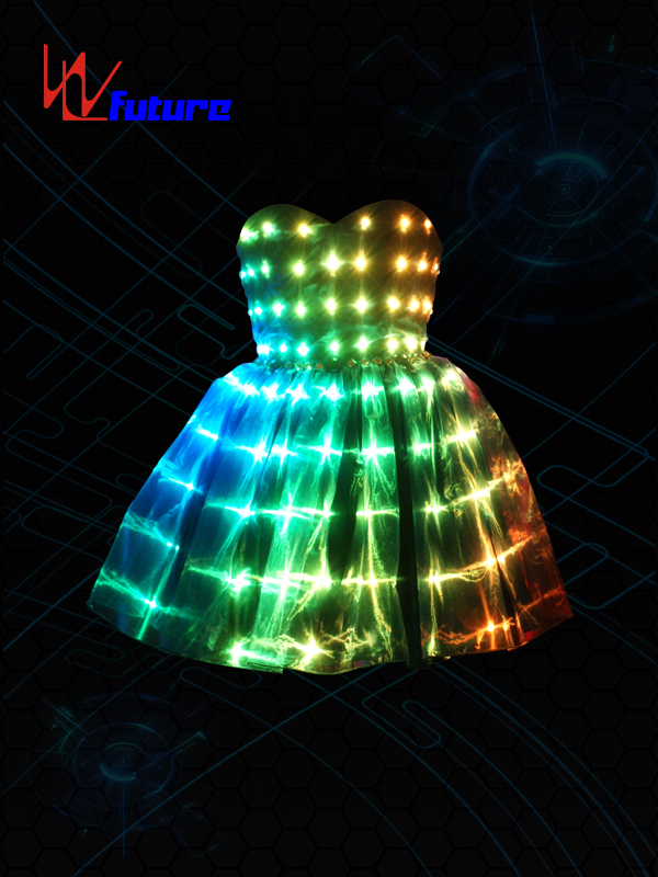 China Factory for Color Changing Led Umbrella With Flashlight - Full Color LED Skirt for Party WL-090 – Future Creative