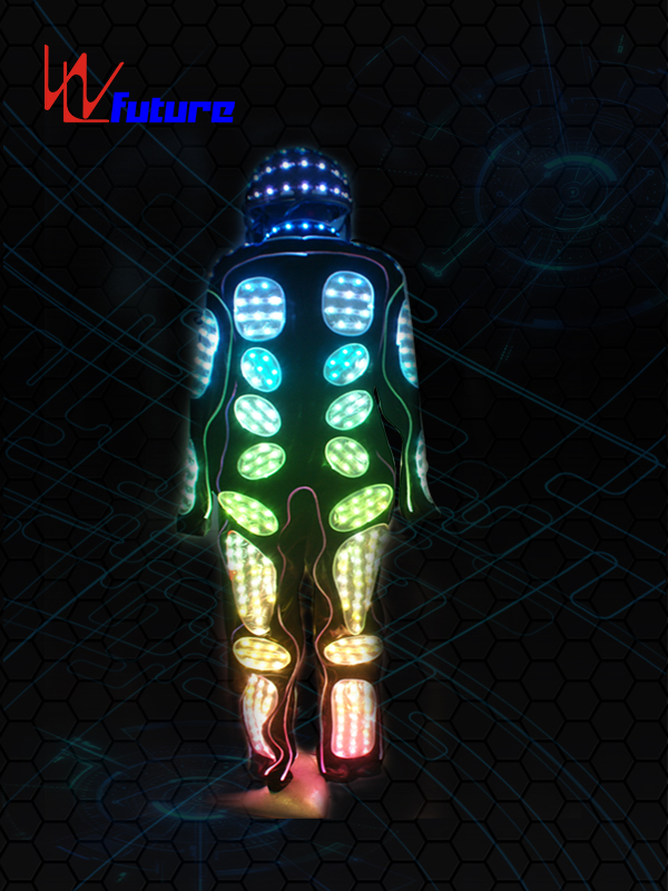 Bottom price Led Dress - Female Tron Dance Costume with LED Light WL-063 – Future Creative