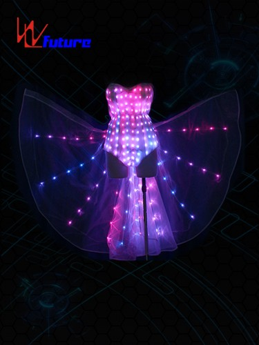 Sexy Women LED Light Costumes With Isis Wings WL-0201