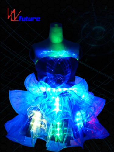 LED Lights Dress Costumes for Dancewear WL-011