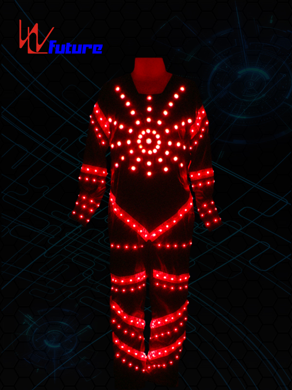 PriceList for Glowing Costumes - Tron Dance Costume with LED Strips WL-015 – Future Creative