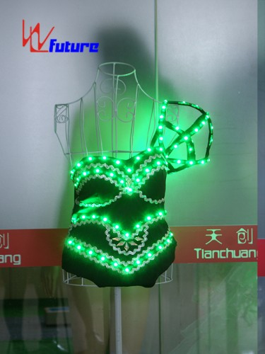 Custom Sexy LED Bikini Gogo Dance Costume for Show WL-0155