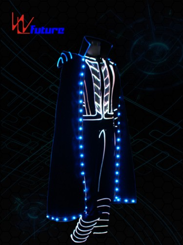 LED Light Up Clothing,LED Coat Costume WL-0207