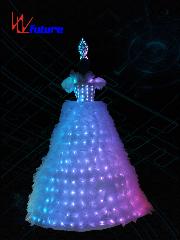 Super Lowest Price Performance Wear - LED Stilts Dress Costume For Women,LED Circus Clothing WL-022A – Future Creative