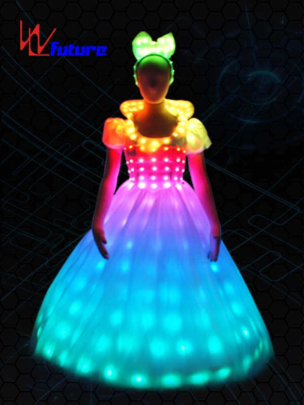 China OEM Hip Hop Performance Costume - Smart Costume Princess Dress For Party WL-055 – Future Creative