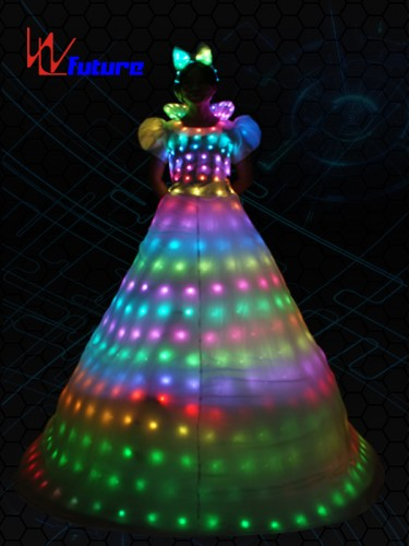 WL-055 LED stilts dresses 4