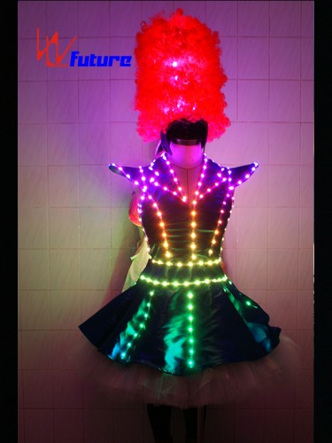 Custom New Style LED Costume for performance WL-064