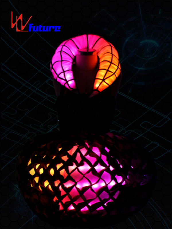 Europe style for Led Light Up Dance Costumes - Custom Rainbow LED Lantern Costume for Performance WL-09 – Future Creative