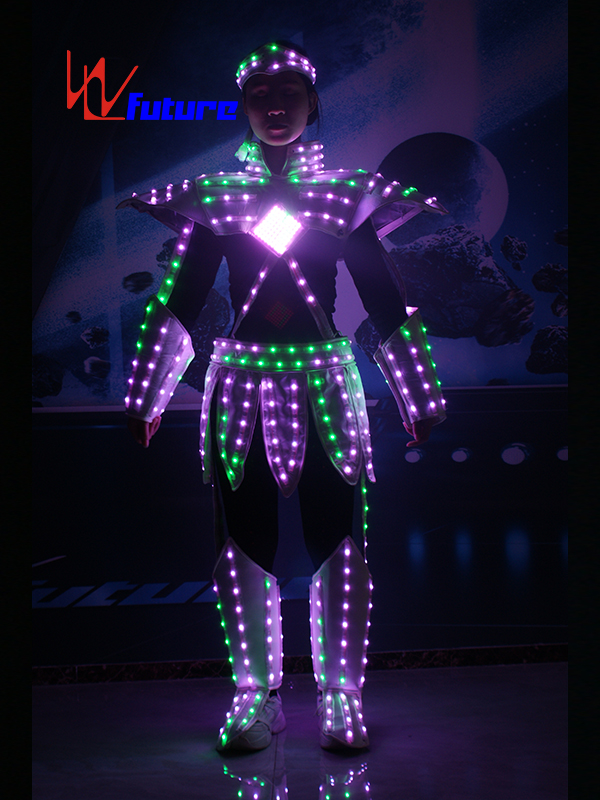 Future Creative LED Smart Costume Performance Wear For Female WL-0254 Featured Image