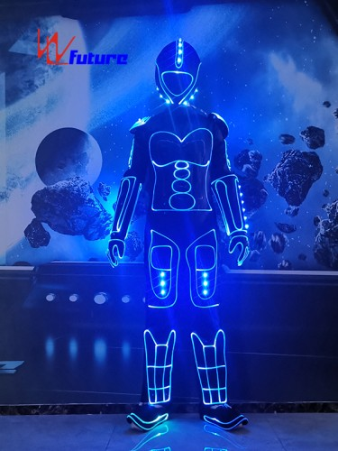 Future Technology LED & Fiber Optic Suit Dance Robot Costumes WL-0265