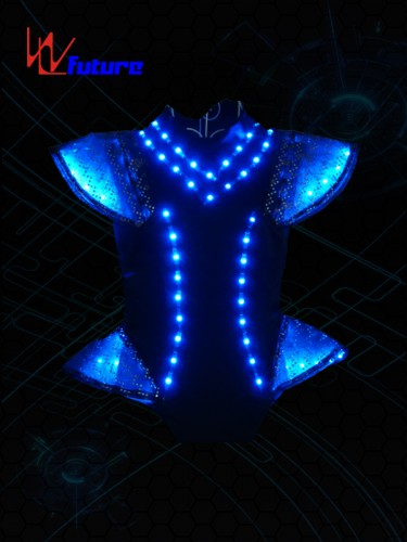 Sexy LED light costume for Ladies WL-0156