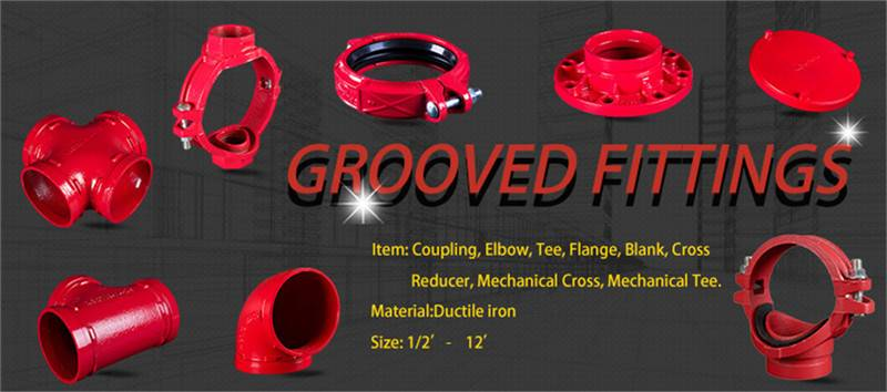 groove fittings