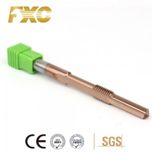 2018 New Style Carbide Flat End Mill -