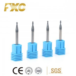 Manufacturer for Hss End Mills -