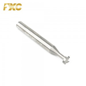 Customized Carbide T-Slot End Mill