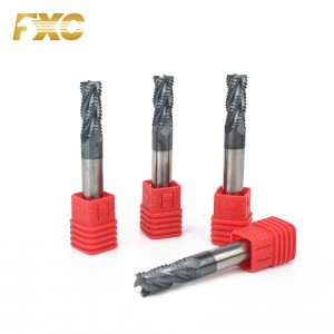 Carbide Roughing End Mill