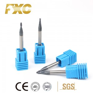ball nose end mill HRC45