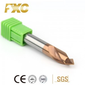 spot drill bit for steel