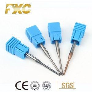 Factory For Roughing Milling Cutter -
