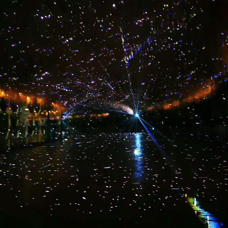 Kinetic Light Pixel Line D098 Firefly