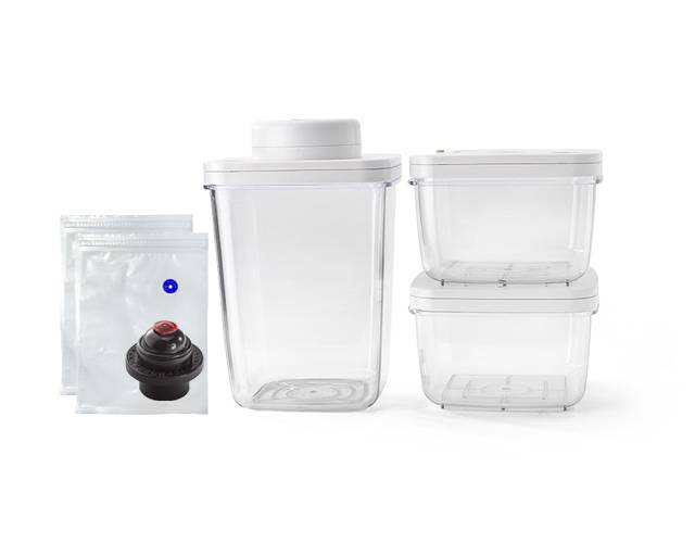 Vacuum container kit3