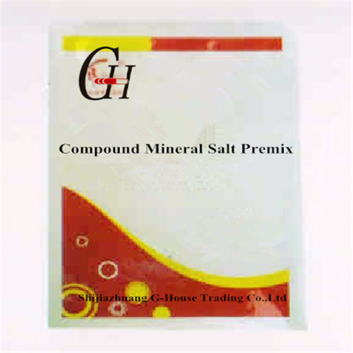 Compound Mineral Salt Premix