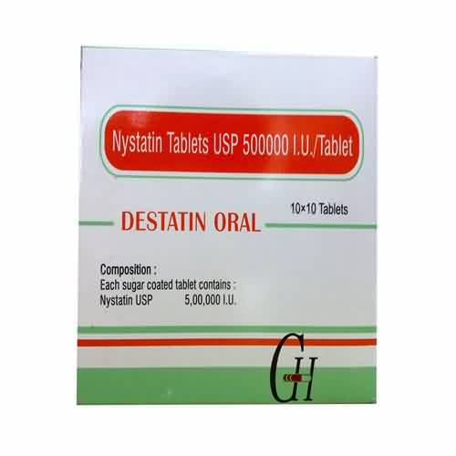Nystatin Tablet BP USP