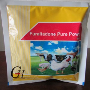 Antifungal Furaltadone Pure Powder
